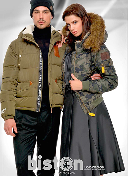 AUTUMN WINTER 2015/16 COLLECTION